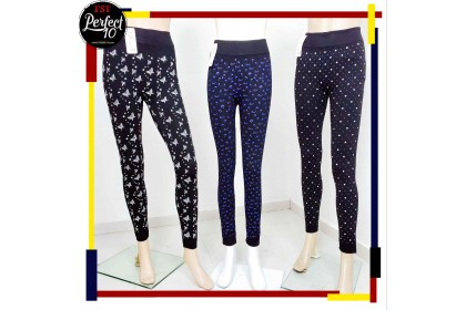 FST COTTON One Size Fit All Legging Pant [19502]