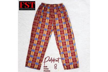 FST Pelikat Long Pants Unisex /  Seluar Pelikat Labuh Batik Viral Seluar Corak Batik[Y290]